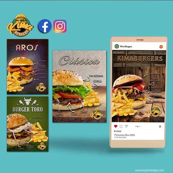 Post & Story para redes sociales